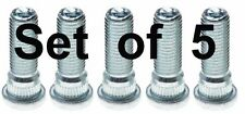 Set of 5 Wheel Lug Studs Rear,Frt Raybestos 27731B Fits Toyota Scion Lexus 68-05