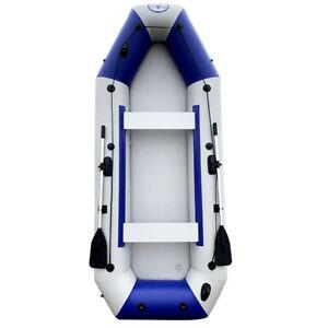 Schlauchboot Sportboot Angelboot 230cm Aluboden Paddelboot Ruderboot ArtSport
