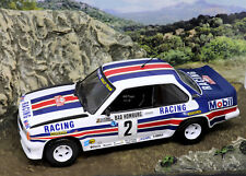 Rally Car Collection Opel Ascona 400 1982 W.Rohrl - C.Geistdorfer 1:43 Model