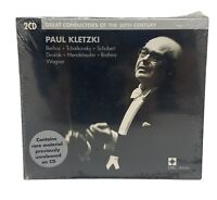 Great Conductors of the 20th Century - Paul Kletzki (2 CD Set) New #0920EY
