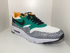 Size 13 Nike Air Max 1 Ultra Essential Emerald ATMOS Safari 819476 103 shoes