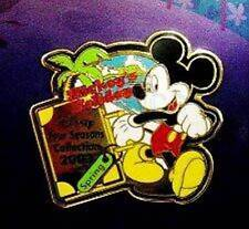 MICKEY M&P FOUR SEASONS COLLECTION SPRING 2003 GIFT LE 2000 JAPAN DISNEY Pin NIP