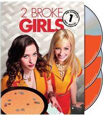 2 Broke Girls: The Complete First Season [3 Discs] DVD Region 1