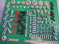LEGO Technic Lots of Gear Cogs Pulley Wheel Rack Axle Pins - WYSIWYG