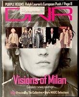 DNR Magazine - January 21 2002 - Visions Of Milan