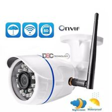 Onvif HD 1080P IR Bullet Outdoor Wireless Network CCTV Camera P2P Wifi Camhi APP