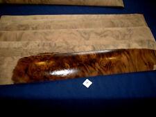 Nussbaum Maser Furnier    790 x 125 mm   9 Blatt      Nr. 1