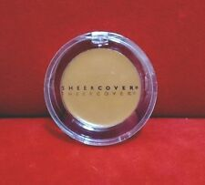 Cover Sheer CONCEALER & CONTOURING CREAM - TAN - (5g/0.18oz) Sealed New