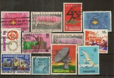 Singapore Modern Used Collection (33v)