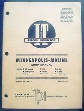 GB. G Minneapolis Moline Hydrolic//Magneto Cover Plate Fits U UB