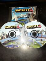 SimCity 4: Deluxe Edition (PC, 2003) *BUY 2 GET 1 FREE +FREE SHIPPING*