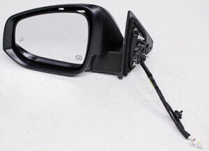 OEM Toyota Highlander Left Driver Side Exterior Mirror Without Cover