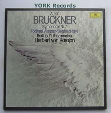 DG 2707 102 - BRUCKNER - Symphony No 7 KARAJAN BPO - Ex Con 2 LP Record Box Set