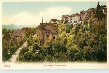 Tellstrasse, St Gallen, Switzerland