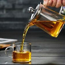 New 2020 Heat Resistant Glass Teapot Tea -Free Shipping-
