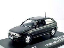 Opel Astra F GSi  1994-1998  schwarz metallic    /  Triple 9 Premium   1:43