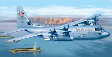 Italeri 1255 - 1/72 C-130 J Hercules (Premium Edition) - New