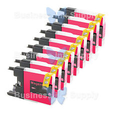 9 MAGENTA LC71 LC75 Compatible Ink Cartirdge for BROTHER Printer MFC-J435W LC75M
