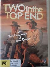 TWO IN THE TOP END (DVD) Tim Flannery John Doyle AB Australia ALL REGION DISC