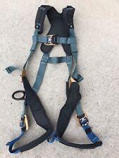 Dbi Sala Isafe Exofit Vest Intelligent L Safety System Style Full Body Harness