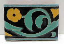 Solon & Schemmel Vintage Floral Tile