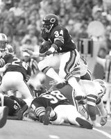 1982 Chicago Bears WALTER PAYTON Glossy 8x10 Photo NFL Print Football Poster