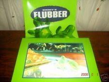 disney store flubber commemorative exclusive lenticular