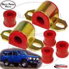 Prothane 18-1105 Front 22mm Sway Bar& End Link Bushing Kit-79-88 Toyota FJ45/55