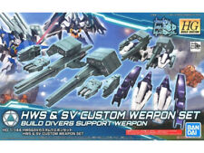 BANDAI [HG] BUILD DIVERS SUPPORT WEAPON [HWS & SV CUSTOM WEAPON SET] 1/144 Scale
