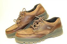 ECCO Mens Size 10 10.5 44 Track 25 Low Leather Lace Hiking Shoes P001944072634
