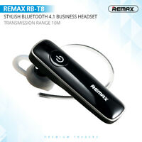 RB-T8 Remax Bluetooth Headset Wireless Music Earphone Stereo HD Sound With MIC