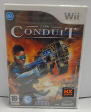 Console Game Gioco NINTENDO WII PAL ITALIANO SEGA Play ITA NUOVO - THE CONDUIT -