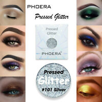 PHOERA Customize Magnetic Pan Eyeshadow Collection Shimmer Glitter Eye Shadow Po