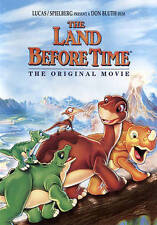 The Land Before Time...NEW *Fun Kids Movie* Learn DVD