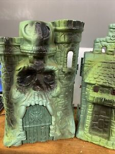 Castle Grayskull He-Man Mattel Masters of the Universe MOTU 1981 InstructionsBox
