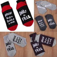 Shoe Casual Liner Socks Great Stocking Filler Unisex Dobby Socks Letters
