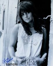 LINDA RONSTADT REPRINT 8X10 AUTOGRAPHED SIGNED PHOTO PICTURE COLLECTIBLE RP