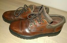 Mens Timberland Brown Leather Oxfords Shoes Size 10.5