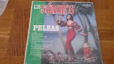 LOS SONOR'S - PELEAS - LP - IN SHRINK-WRAP