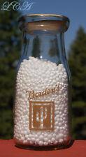 Old ARIZONA BORDENS Milk bottle w/ SAGUARO CACTUS scarce & unusual PHOENIX