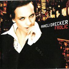 CD Anneli Drecker, FROLIC, 2005, RAR, RARE