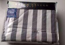 Ralph Lauren Extra Large Grigio & Bianco Bedset Piumone Include Federe bnipack