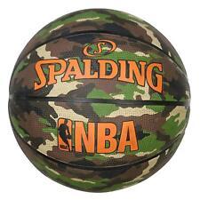 Spalding Japan Basketball Nba Woodland Camo Size:7 83-565J