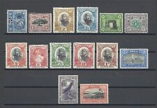 More details for toga 1897 sg 38a/53a mint cat £225