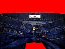 FORNARINA JEANS jeans a sigaretta hüftjeans SLIM blogger w27 l32 W 27 L 32 merce nuova! Top