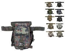 NEU US Tactical Hip Bag Bein- und Gürtelbefestigung Armee Bundeswehr