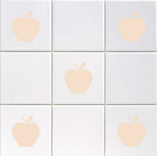 Apple - Vinyl Tile Decals
