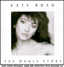 Kate Bush - The Very Best Essential Greatest Hits Collection - RARE 80's Pop CD