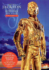 Michael Jackson - Video Greatest Hits - HIStory V. 2: On Film (DVD, 2003)