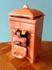 Kamin Ofen Kachelofe Ari  Keramik Puppenhaus Puppenstube dollhouse oven